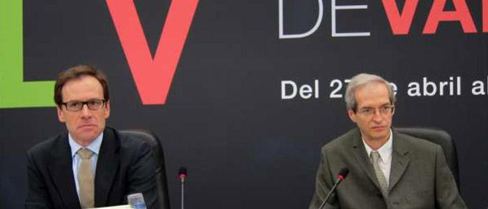 El Día Delibes en la 45ª edición de la Feria del Libro de Valladolid