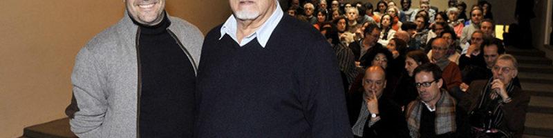 Manuel Vicent, en el ciclo 'Bibliotecas de escritores'