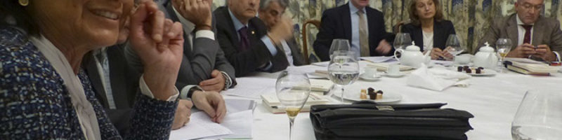 Reunión del Patronato de la Fundación Miguel Delibes