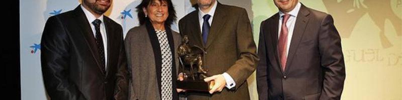 XIX Premio Nacional de Periodismo Miguel Delibes
