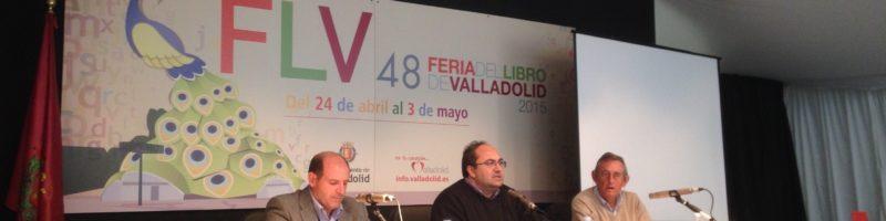 Día Delibes en la Feria del Libro de Valladolid