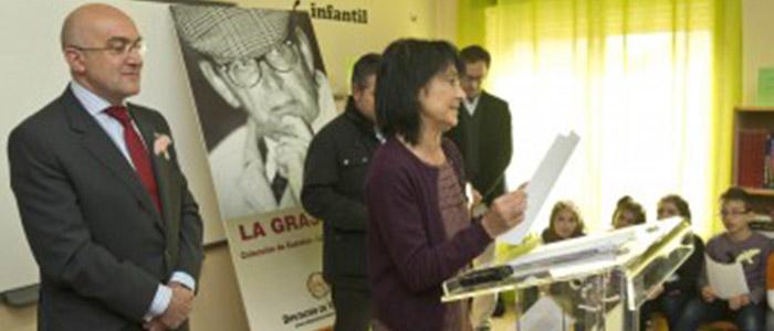 """Reeditada """"La grajilla"""" en la colección La Osa Mayor"""