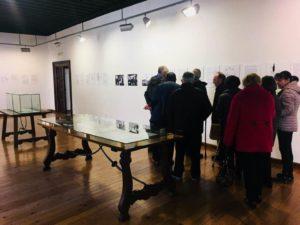 Visita a la exposición en Toro (Zamora)