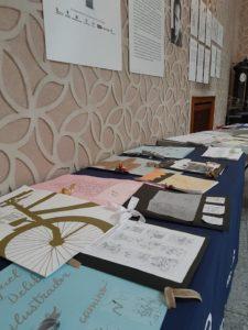 """Exposición """"Los dibujos de 'El camino'"""" en Colegio Concertado Madres Concepcionistas de Segovia"""